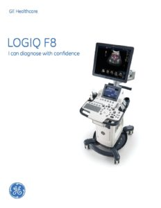 GE LOGIQ F8