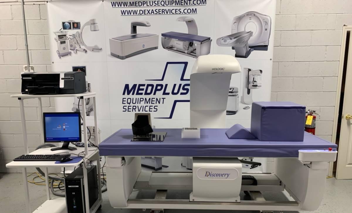 Used - Refurbished Hologic Discovery Ci DEXA Machine DOM 2011