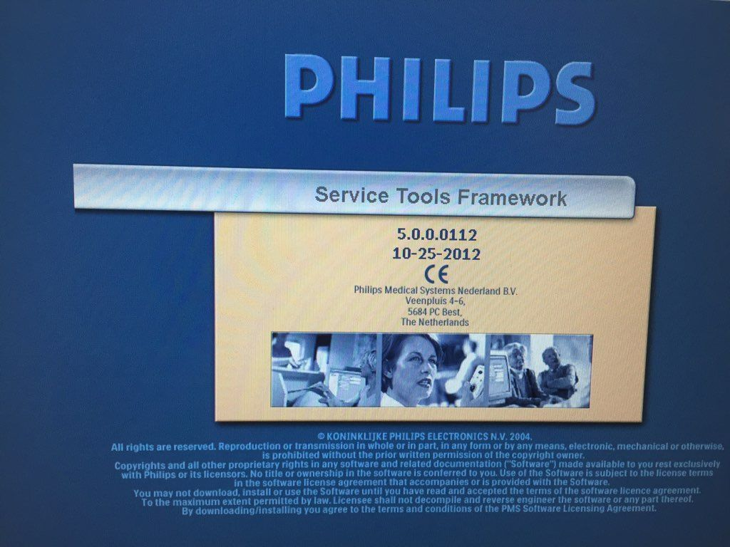 PHILIPS BRILLIANCE 16 SLICE CT EQUIPMENT