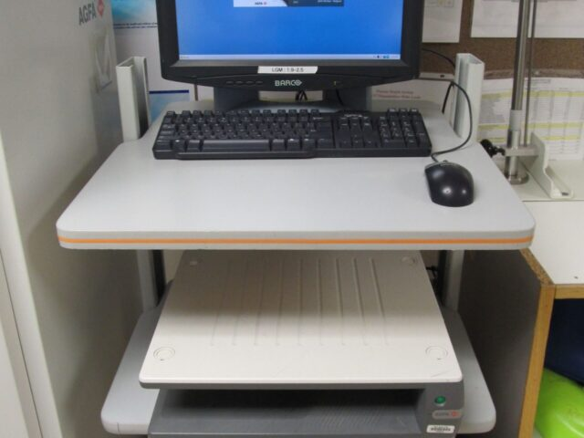 AGFA WORKSTATION