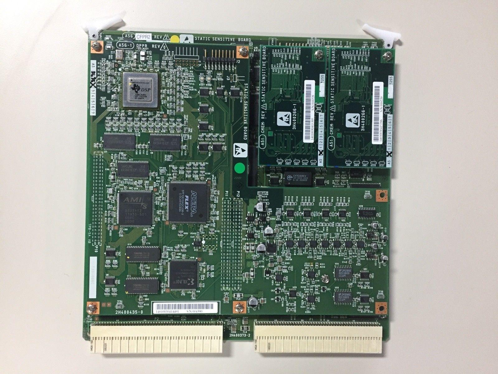 2H400435-0 DPPR BOARD - SIEMENS - ACUSON - CV70