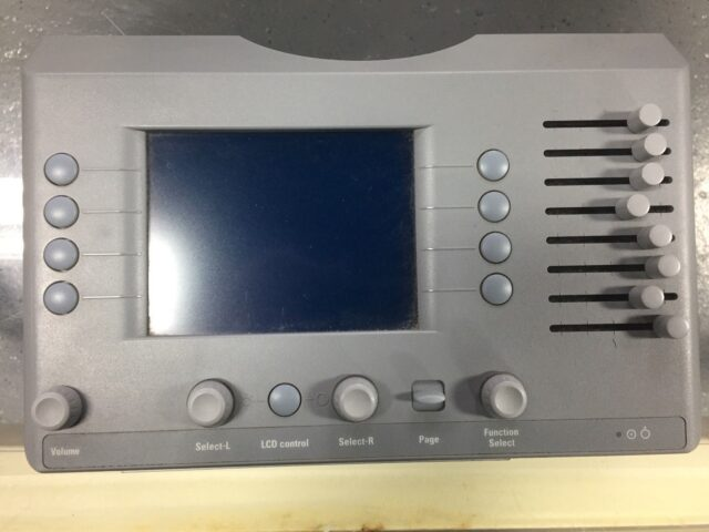 0748584 OPERATOR TOUCH SCREEN PANEL