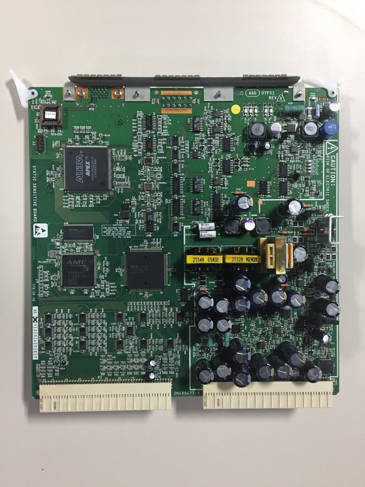 2H400369-1 STRX BOARD - SIEMENS - ACUSON - CV70