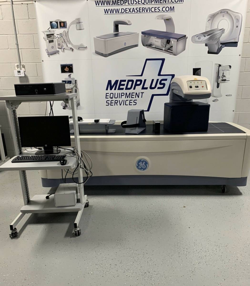 Used - Preowned GE Lunar Prodigy Advance Bone Density Equipment DOM 2009