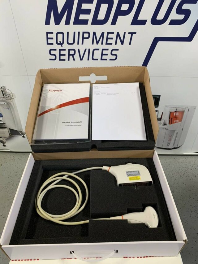 120-001702-00 MINDRAY C5-2E CURVED PROBE / TRANSDUCER