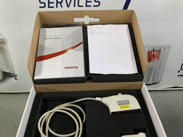 120-990015-00 MINDRAY L7-3E LINEAR PROBE / TRANSDUCER