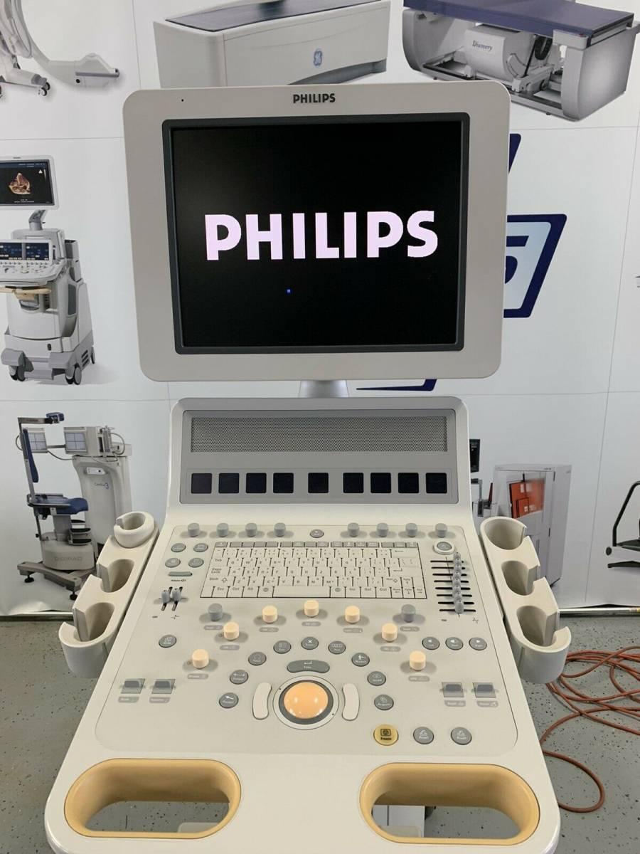 Philips HD15 Ultrasound