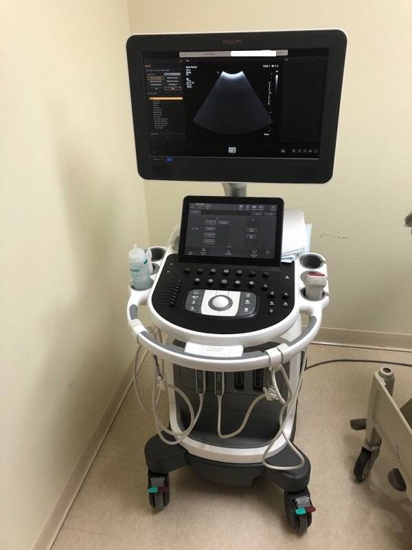 Philips Affiniti 70G Ultrasound Equipment DOM 2019