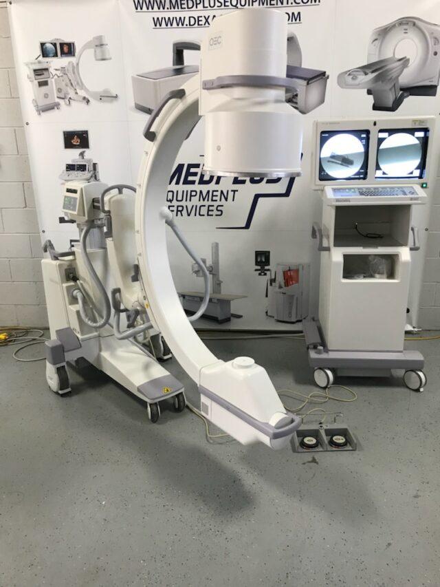 OEC9800 Vascular C-Arm Equipment DOM 2001
